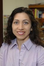 Board Member Elizabeth Ramírez